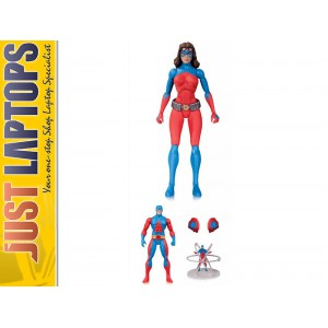 DC Icons Atomica Deluxe Action Figure 3-Pack