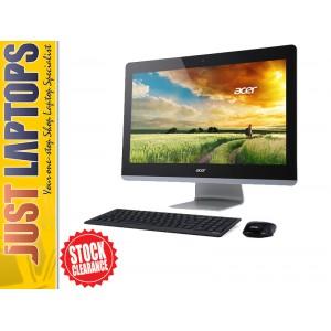 "Acer All-in-One Touch 23.8"" Z3-710 i5-4460T  8GB 1TB GT840 2GB DVDRW W10 AIO"