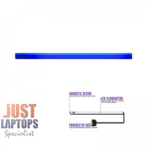 Cooler Master Magnet BLUE LED Strip for All Chassis - Dual Pack