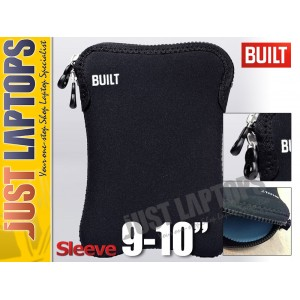 "Built Sleeve for 9-10"" Notebook/Tablet  Black Blue"