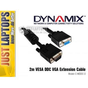 DYNAMIX 2M VESA DDC VGA Extension Cable