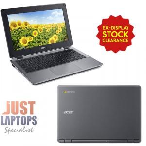 Acer C730E Chromebook 11.6 Inch 2940U 1.83Ghz 4GB 16GB SSD