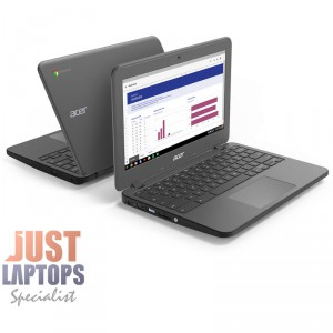 Acer Chromebook C731 Quad Core Processor 4GB RAM 16GB Storage