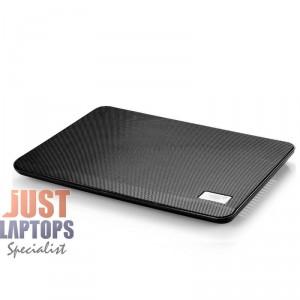 "DeepCool N17 Notebook Cooler Upto 14"" Black Colour"
