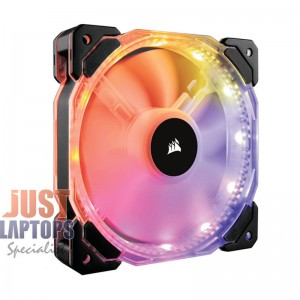 Corsair HD120 RGB LED High Performace Fan With Controller (1 Fan + 1 Controller)