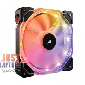 CORSAIR HD120 RGB Individually Addressable LED Static Pressure Fan no Controller