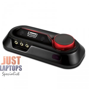 Creative Sound Blaster Omni Surround 5.1 USB w/Mic