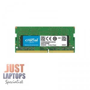 Crucial 8GB - DDR4 SODIMM 2400 MT/s (PC4-19200)
