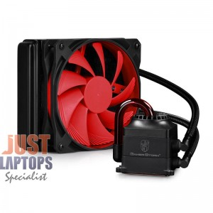 Deepcool Gamer Storm Captain 120EX AIO Liquid Cooling System Black&Red