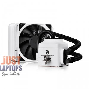 Deepcool Gamer Storm Captain 120EX AIO Liquid Cooling White Edition