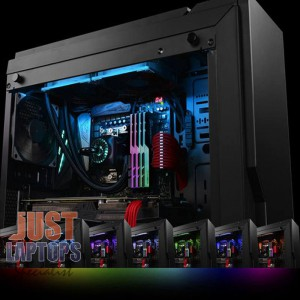 DEEPCOOL CAPTAIN 240EX RGB AIO LIQUID COOLING SYSTEM FOR AMD & INTEL