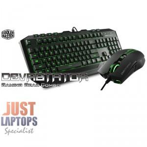 Cooler Master Devastator II Keyboard & Mouse Bundle Green Colour