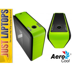 Aerocool DS200 Premium Gaming Chassis - GREEN