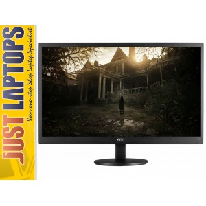 "23.6"" AOC E2470SWH FHD 1ms Ultra Fast Gaming Monitor 1920 x 1080 3Yrs Warranty"