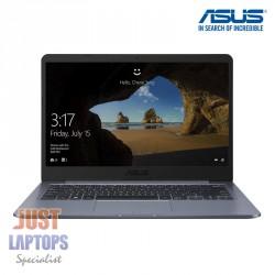 ASUS Vivobook E406SA Grey 14 inch Intel 4GB RAM 64GB Storage Windows 10 S