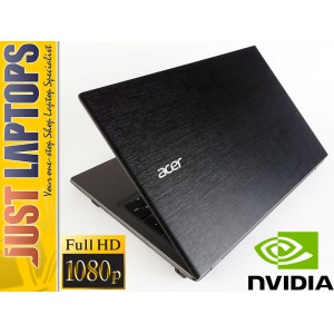 Acer Aspire Gaming Notebook i5 8GB 1TB GT940M FHD