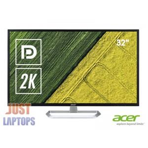 "Acer EB321HQU 32"" 2K 2560x1440 IPS WQHD Monitor DVI HDMI DISPLAYPORT"