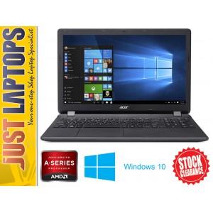 Acer Aspire ES1-523 15.6 Inch A4-7210 1.80Ghz 8GB RAM 1TB HDD Radeon R3 WIN 10