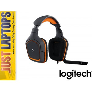 Logitech G231 Prodigy Gaming Headset - Brand New, NZ Official Product
