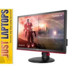 "24"" AOC AGON G2460PF 144hz FreeSync Gaming Monitor 1ms Response Time"