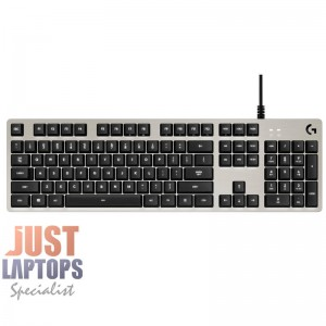 Logitech G413 Mechanical Backlit Gaming Keyboard - Sliver