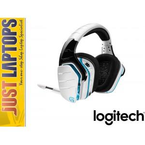 Logitech G933 Artemis Spectrum White Wireless 7.1 Surround Sound Gaming Headset