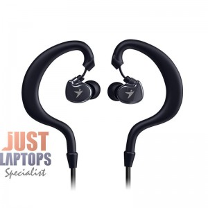 Genius HS-M270 Premium Sports Black Earphones