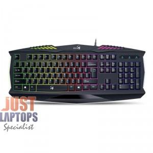 Genius Scorpion K220 7 Colour Illuminated Keyboard