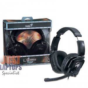 Genius HS-G550 Lychas GX Foldable Gaming Headset - Swivel Ear Cups