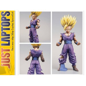 Dragon Ball Z Son Gohan MSP Manga Dimensions Statue