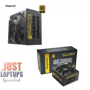 Segotep Full Modular 600W Power Supply 80+ Gold Certificate 3 Years Warranty