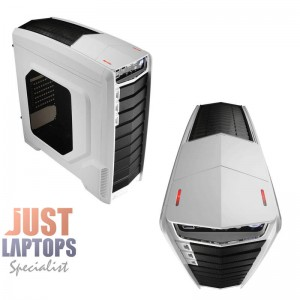 Aerocool GT-A Premium Gaming Mid Tower White - Side Window Version