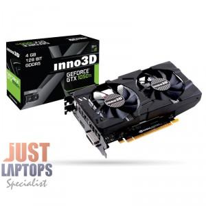 INNO3D GEFORCE GTX 1050 TI X2 4GB GDDR5 DUAL FANS
