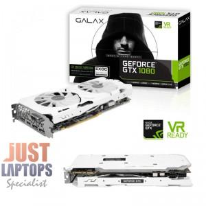GALAX NVIDIA Geforce GTX1080-EXOC-SNIPER Edition 8GB GDDR5 White