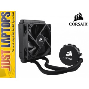 CORSAIR HYDRO SERIES H55 COMPATIBLE WITH INTEL AND AMD 120MM RADIATOR