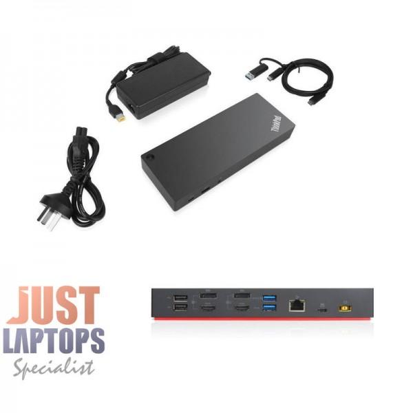 ThinkPad Hybrid USB-C with USB-A Dock (AU/NZ Standard Plug Type I)