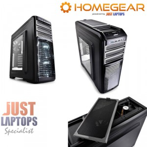 HOME PC - INTEL I3-8100 QUAD CORE 3.6Ghz 8GB 240GB SSD Intel UHD 630 Graphics