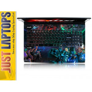 MSI Limited Edition HERO OF STORM GE62 Skylake i7-6700HQ FHD IPS GTX970M 3GB