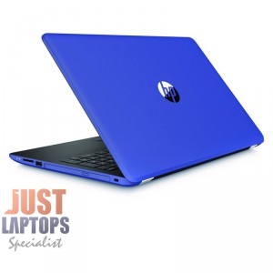HP 15 TouchSmart AMD A12-9720P 8GB Ram 1TB HDD Radeon R7 Touch MARINE BLUE