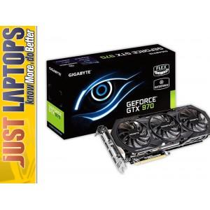 Gigabyte OC Geforce GTX970 4G DDR5 HDMI Display x3