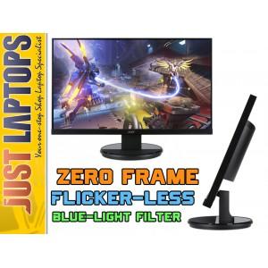 """27"""" Acer ZeroFrame - Full HD LED Monitor 1920x1080 D-SUB DVI HDMI 3Yrs Warranty"""