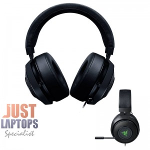 Razer Kraken Pro V2 Gaming Headset - Black , Analog 3.5 mm Connection