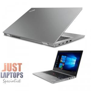 """Lenovo ThinkPad L380 SILVER I7-8550U Quad Core 16GB 512GB PCIE SSD 13.3"""" FHD IPS"""