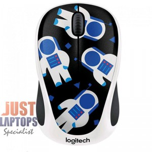 Logitech M238 Wireless Mouse SPACEMAN PARTY SERIES