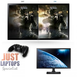 "Samsung LS27E310HSG/XY 27"" 1ms FHD 1920x1080 PLS Gaming Monitor"
