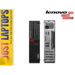 Lenovo Thinkcentre M700 i3-6100 3.7Ghz 4GB RAM 500GB SFF Desktop Windows 10 Pro