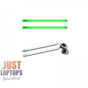 Cooler Master Magnet GREEN LED Strip for All Chassis - Dual Pack