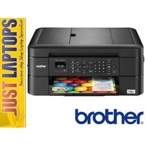 BROTHER MFCJ480DW A4 Colored Inkjet Printer Wifi