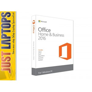 Microsoft Office Home and Business 2016 Medialess