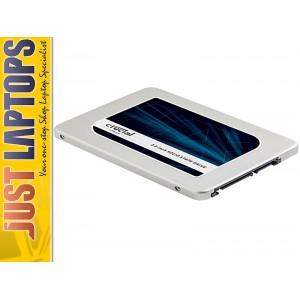 Crucial MX300 275GB 2.5 inch SSD, 7mm & 9.5mm , 530MB/500MB RW 3Yrs Warranty